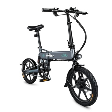 FIIDO D2 16 Inch Folding Power Assist Bicicleta Elétrica