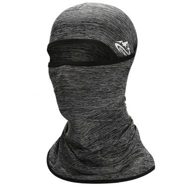 Radfahren Gesichtsmaske UPF50 + Helm Liner