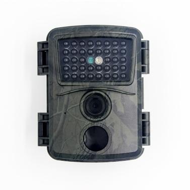 PR600 Мини-уличная камера Водонепроницаемая камера для фруктовых садов и рыбных прудов Инфракрасная индукционная камера с 12 миллионами полей Ночного видения