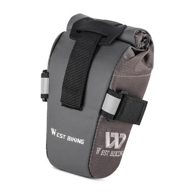 WEST BIKING Bicycle Bag Mountain Bike Road Bike Folding Tail Bag Back Seats Bag Cycling Equipment Accessories
