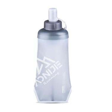 500ml Sports Water Bladder TPU Drinking Bag Portable Soft Folding Water Bladder Storage Bag