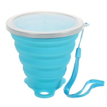 270ML Collapsible Stretchy Travel Water Cup