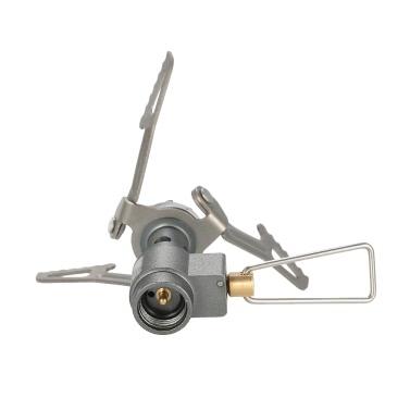 Lixada BRS-3000T Titanium Alloy Outdoor Gas Stove