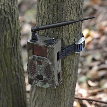 Lixada 940NM Scouting Hunting Camera