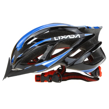 Lixada 21 Belüftungsöffnungen ultraleichte Integral geformte EPS Outdoor Sport Mtb/Road Radfahren Mountainbike Fahrrad einstellbare Skatet Helm