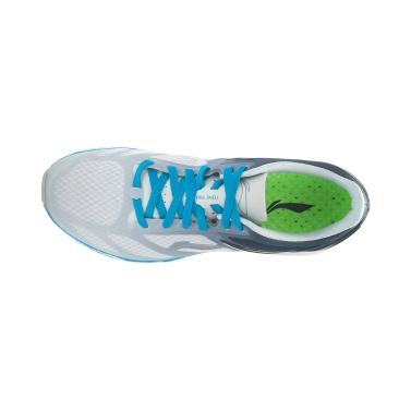 LI-NING 12 Generations Ultra-light Wing Men Outdoor Sports Shoes Lightweight Running Shoes Walking Sneakers
