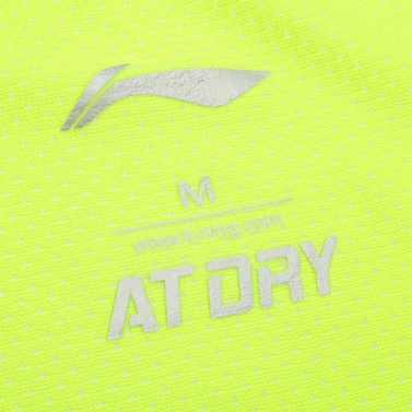 LI-NING Running Series Quick Dry Breathable Summer Sports Wear Men T-shirt Short Sleeve AHSK181