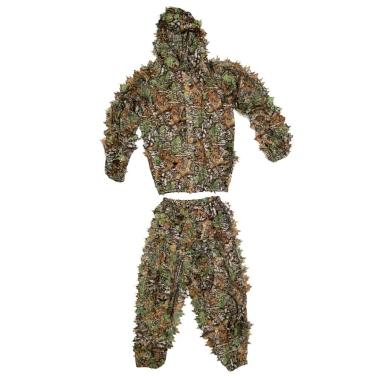 Tarnung-bionische Ghillie-Anzug für Jagd Spiele