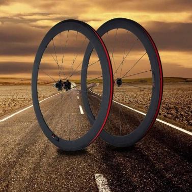 39% OFF 3K Full Carbon Matt 700C Road Bike Wheelsets,limited offer $369.99
