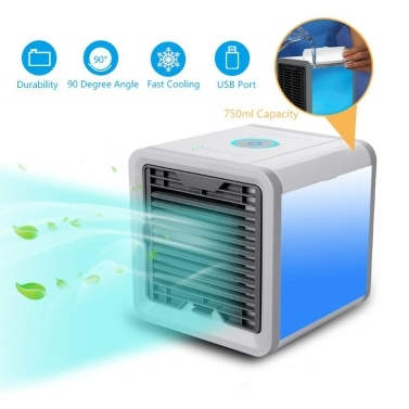 Air Personal Space Air Cooler Quick & Easy Way to Cool Air Conditioner