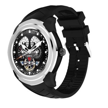 LEMFO LF17 Smart Watch Téléphone ROM 4G + RAM 512M