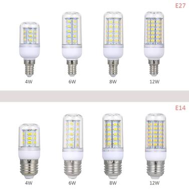 30% de réduction pour E14 / E27 économie d'énergie et de l'environnement maïs LED Spotlight ampoule seulement € 2,14