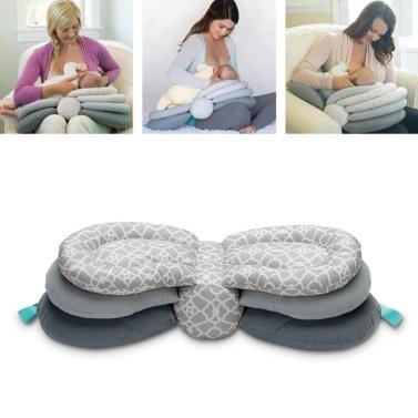 64% OFF Adjustable Nursing Pillow Comfortable Infantino Elevate ,limited offer $23.69
