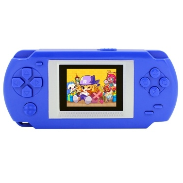 2.0 inch Game Console Built-in Free 268 Games