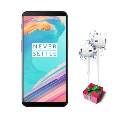 OnePlus 5T 6.01 дюймов 18: 9 Смартфон 6 ГБ RAM 64 ГБ ROM с наушником