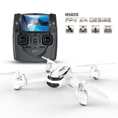 Original Hubsan H502S x4  5.8G FPV Drone RC Quadcopter