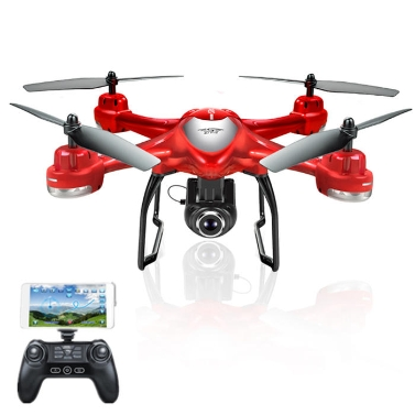 SJ RC S30W 720P HD Camera Drone Wifi FPV GPS RC Quadcopter