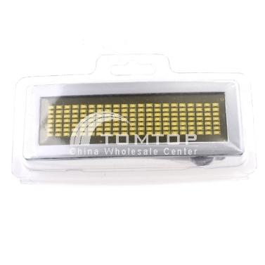 LED Belt buckle