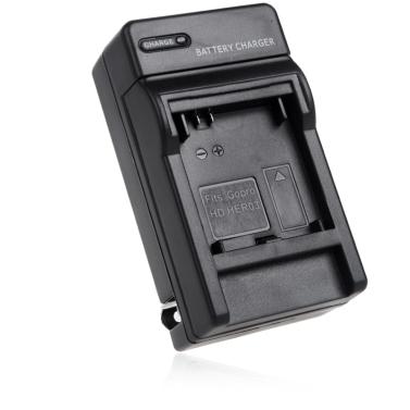 Auto Wand-schnelle Akku-Ladegerät für GoPro HD Hero 3 Kamera AHDBT-301 AHDBT-201 ST-37