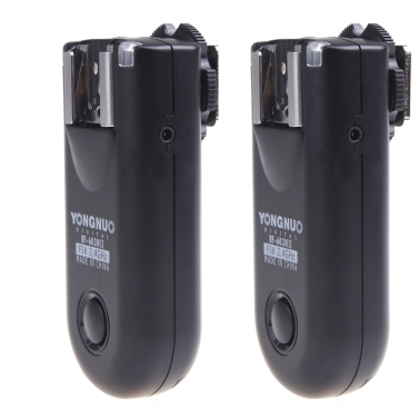 Yongnuo RF-603N II Wireless Remote Flash Trigger N3 for Nikon D90 D600 D3000 D5000 D7000