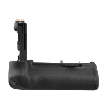 Andoer BG-1T Vertical Battery Grip Holder for Canon EOS 70D/80D DSLR Camera Compatible with 2 * LP-E6 Battery