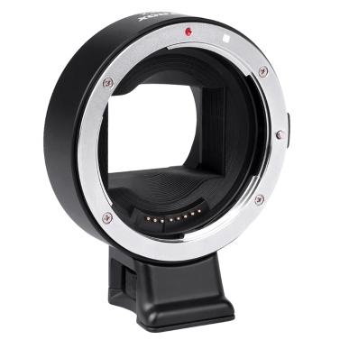 Viltrox Auto Focus EF-NEX EF-E MOUNT Lens Mount  Adapter Canon EF EF-S Lens  Sony NEX II E Mount 3/3N/5N/5R/7/A7 A7R Full Frame