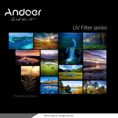 77 mm Lente de UV Filtro de UV filtro protector UV Ultra-Violeta para Canon Nikon DSLR cámara