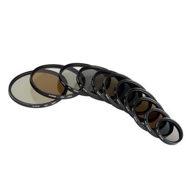 Andoer 52mm Digital Slim CPL Circular Polarizer Polarizing Glass Filter for Canon Nikon Sony DSLR Camera Lens