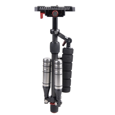 Andoer Adjustable Plate Carbon Fiber Professional Photography Stabilizer Monopod Camcorder DV Video Camera DSLR