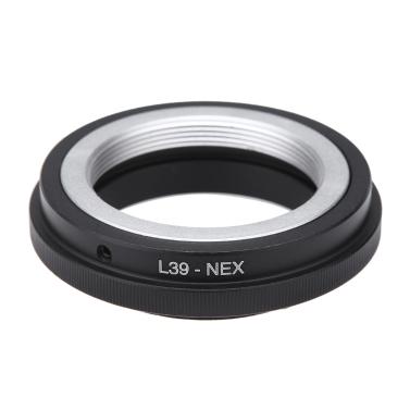 Adapter Schelle Objektiv Mount Adapter für Leica Objektiv L39 Berg zu Sony NEX E Berg NEX-3 NEX-5 Kamera