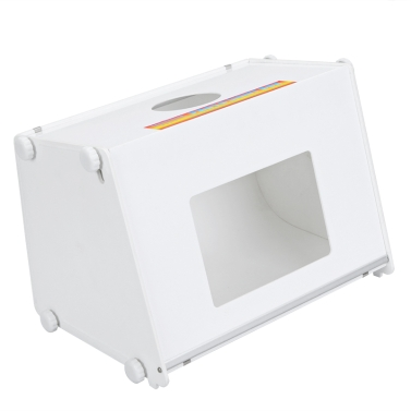 """SANOTO 12 """"x 8"""" Portable Mini Kit Foto Fotografie Studio Licht Box Softbox MK30 220V"""