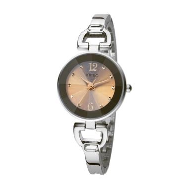 acedb3f36a24 Купить КИМИО моды классические девушки дамы кварцевые браслет смотреть-в  форме ...