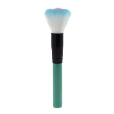 Behandeln Sie Typ Kabuki Make-up Tool multifunktionale kosmetische Bürste blau