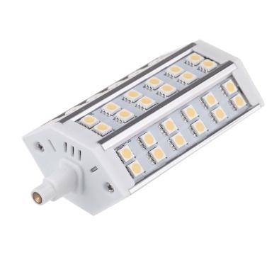 R7S 7W 36 LEDs 5050 SMD Energy Saving Light Bulb Lamp 118mm White 100-240V Replace Halogen Floodlight