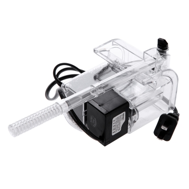 External Oxygen Pump Waterfall Filter for Fish Turtle Tank Aquarium 220-240V