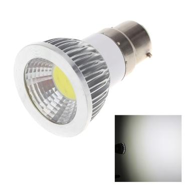 B22 5W COB LED Spot Light Lamp Bulb High Power Energy Saving 85-265V