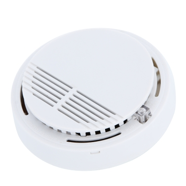 Standalone Photoelectric Smoke Alarm Fire Smoke Detector Sensor Home Security System for Home Kitchen 9V