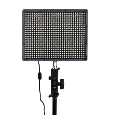 Aputure Amaran HR672W LED-Videoleuchte CRI95 + 672 Led Light Panel Helligkeitsanpassung mit drahtloser Fernbedienung