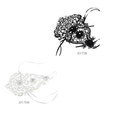Retro Vintage Blumen Bowknot Strass hohlen Spitzen gotischen Armband Braut Brautjungfer Hochzeit Partei gotischen Schmuck Accessoires für Mädchen, Frauen