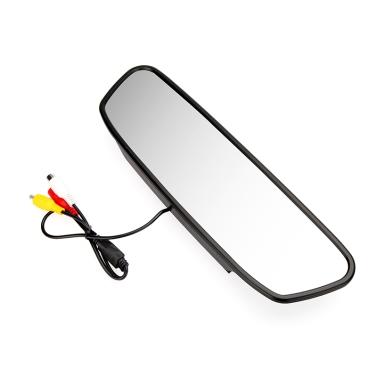 5-Zoll-Digital-Farbe TFT LCD Auto Rückspiegel Reverse Monitor für Kamera DVD VCR