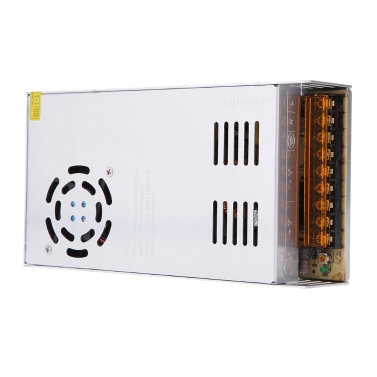 ac 110v 220v to dc 48v 7 5a 360w voltage transformer switch power supply for led strip sales. Black Bedroom Furniture Sets. Home Design Ideas