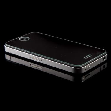 T-GLAS Premium gehärtetes Glas Screen Protector für iPhone 4 4 s Orchidee Pink