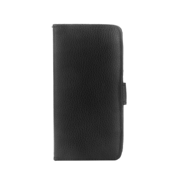 Luxury Flip PU Leather Wallet Case Cover Card Holder Magnetic Clip Stand Folded Protective Shell Apple iPhone 6 Black