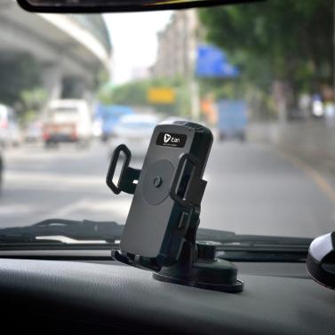 Universal Qi Kfz Halterung Wireless Ladegerät Pad Transmitter für iPhone Samsung Galaxy S3 S4 S5 Note2 Nokia Nexus Google LG HTC