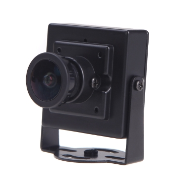 "GoolRC Mini HD 700TVL 1/3"" CMOS 2.1mm Wide Angle Lens CCTV Security FPV Color Camera NTSC System"