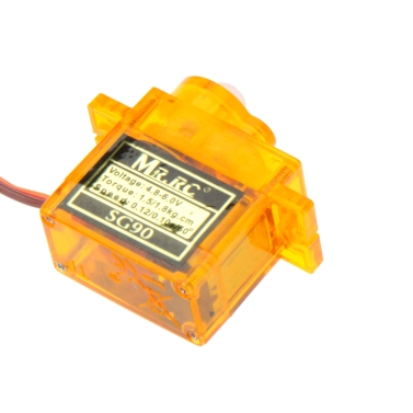 MR.RC High Precision Mini Gear Micro SG90 9g Servo For RC Airplane 450 Helicopter Swashplate Servo