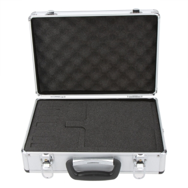 High Quality Universal Transmitter Aluminum Case for Futaba JR Spektrum Walkera Esky Transmitter