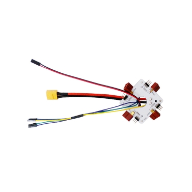 XT60 plug APM PX4 Power Distribution Board / ESC Connecting Board DJI F450 Tarot FY450 FPV Quadcopter(PX4 Power Distribution Board,ESC Connecting Board,DJI F450 ESC Board)