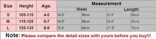 Cute Baby Girl's Tights Leggings Peony White Ankle-length Pants S / M / L