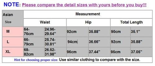 Women's Ladies Asymmetric High Side Split Ruched Maxi Long Skirt Black Gray